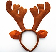 Christmas Party Cute  Deer Antlers Hat Hair Head Band