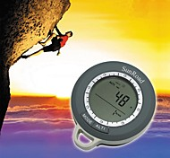 multifunzione mini altimetro digitale rateo di salita termometro barometro previsioni del tempo Bussola tempo