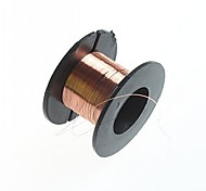 5/pcs Professional maintenance fly line connection cable enameled enameled   can be soldered directly 0.1MM