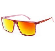 Gafas de Sol hombres / mujeres / Unisex's Clásico / Ligeras / Moda Cuadrado Negro Gafas de Sol Completo llanta