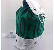 Bag Inspired by One Piece Trafalgar Law Anime Cosplay Accessories Bag / Backpack Green Nylon / PVC Male / Female