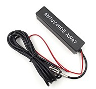 Easy to Setup Antuv-Hide Away Can Received AM FM TV Signal With Double-Sided Adhesive For DC12/24V (FM-29)