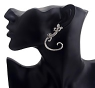 Ear Cuffs Alloy Acrylic Simulated Diamond Jewelry Party Daily Casual