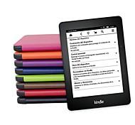 застенчивый случае медведь ™ 6 дюймовый кожаный чехол для Amazon Kindle путешествие электронных книг ассорти цветов