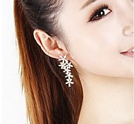 Love Is You Five Which Snowflake Earrings