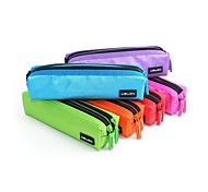 USLON® Multicolor New Design Good Quality Double zipper Pen Bag Pencil Case