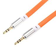 1m audio 3.28Ft maschio di 3.5mm al cavo audio da 3,5 mm maschio per il telefono cellulare e auto aux