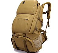 50 L Походные рюкзаки Восхождение Спорт в свободное время Отдых и туризм ПутешествияВодонепроницаемость Быстровысыхающий