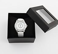 Caixa de relógio de diamante moda feminina moda personalizados