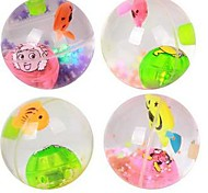 Cartoon Fish With Flash Ball(Colors Random)
