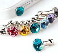 Five Diamond Anti-dust Plug (Random Color)