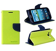 Original Korean Mercury Goospery PU Leather Full Body Case for Galaxy S3 i9300 (Assorted Colors)