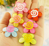 Lovely Flower Pattern Hair Accessories for Pets Dogs