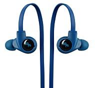 EOP noisezero d2 + titanio auricolare basso mega con il mic per il iphone 6 / mini ipad / / htc / samsung telefoni cellulari moto&schede