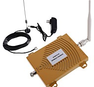 New GSM DCS 900/1800MHz Dual Band Cell Phone Signal Booster Repeater Antenna Kit