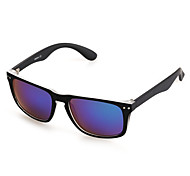 Sunglasses Men / Women / Unisex's Classic / Sports / Fashion Rectangle Black / Yellow / Brown / Blue / Green Sunglasses Full-Rim