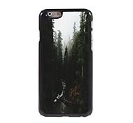 River and Tree Design Aluminium Hard Case for iPhone 6