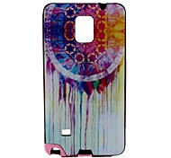 Oil Painting Pattern Back Case Cover for Samsung Galaxy Note 4