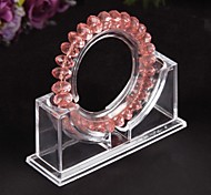 Fashion Plastic Jewelry Display For Bracelet (1pc)