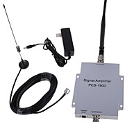 PCS 1900MHZ Cell Phone Signal Booster Amplifier Repeater Antenna Kit