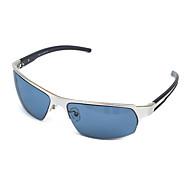 Anti-Fog Wrap Aluminum Alloy Lightweight Sunglasses