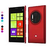 Pajiatu Mobile Phone Hard PC Back Cover Case Shell for Nokia Lumia 1020 (Assorted Colors)