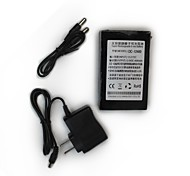 RQ DC12V 12400 4000mAh Super Rechargeable Polymer Lithium-ion Battery - Black