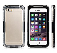i-101-68 ip cristalina de la caja impermeable para el iphone 6s 6 más