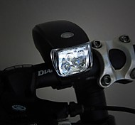 WEST BIKING® Super Bright 5 LED 3 Modes Bike Front Head Light Cycling Flashlight Lamp Bicycle Bike Cycling Light