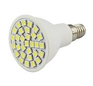 Focos LED Decorativa E14 5W 30 SMD 5050 380 LM Blanco Cálido / Blanco Fresco DC 12 V