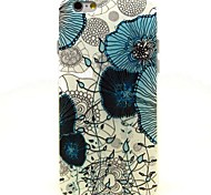 Elegant Design  Pattern  TPU Soft Cover for iPhone 6
