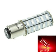 1142 20W 36X5730SMD 800-1200LM Red Light Led Bulb for Car Turn Lamp(1PCS/AC12-16V)