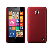 Pajiatu Mobile Phone Hard PC Back Cover Case Shell for Nokia Lumia 630(Assorted Colors)
