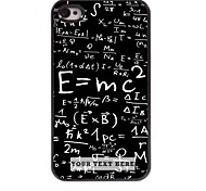 Personalized Phone Case - Formula Design Metal Case for iPhone 4/4S