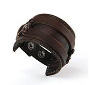 New Fashion Vintage Cowhide Men's Bracelet