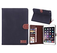 High-grade Full Body Leather Case with Card Slot and Stand for for iPad Mini 3/2(Assorted Color)