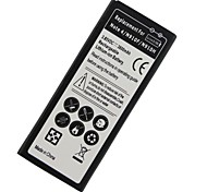 3800mAh Cell Phone Battery for Samsung Note 4 N910F N910H