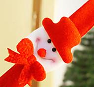 pulseira colorida aplauso círculo boneco de presente de Natal