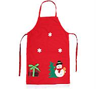 Cotton Apron Christmas Decorations for Christmas Gifts