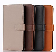 6 Inch Luxury Pattern Wallet Leather Case for Sony Xperia T2 Ultra(Assorted Colors)