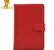 Shy Bear™ Original Style PU Leather Cover Case for Sony Prs-T1 PRS T1 T2 Ebook Reader