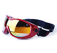 HB Red Frame Protection Ridding & Snow Goggles
