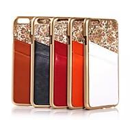 4,7-Zoll-Tasche aus echtem Leder für iphone 6 (verschiedene Farben)