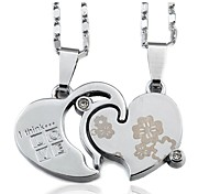 Good Love Couples Necklace