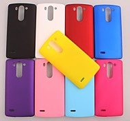 Pajiatu Hard Mobile Phone Back Cover Case Shell for  LG G3 Mini (Assorted Colors)