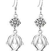 925  Women's  Print Earrings