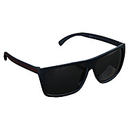 Sunglasses Men / Women / Unisex's Classic / Lightweight / Fashion Rectangle Black / Brown / Blue Sunglasses Full-Rim
