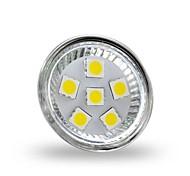 4w gu4 (mr11) led spotlight mr11 6 smd 5050 350 lm холодный белый декоративный dc 12 v