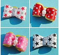 Lovely Bowflowers Hair Accessory Random Delivery