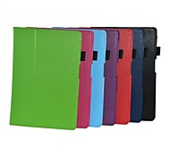 10.1 Inch Two Folding Pattern Lichee Case with Stand Case for Sony Xperia Z2 Tablet(Assorted Colors)